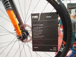 NS Bikes Neuheit - Gravelbike RAG+