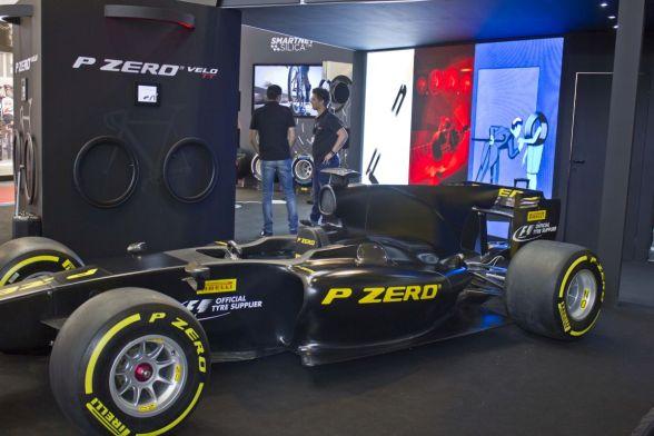 Von Pirelli gibt es nun Rennrad Reifen