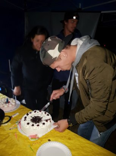Tom feiert mit uns Geburtstag