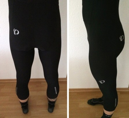 Rundumansicht PRO Escape Thermal Bib Tight