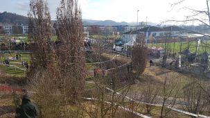Cross DM Bensheim Strecke