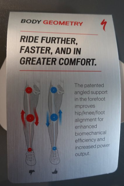 Specialized BG sogt für mehr Komfort