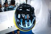 POC Omne Helm mit SPIN