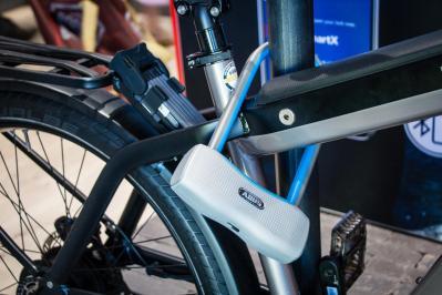 Abus 770A SmartX-Bügelschloss - schlüssellose Sicherheit