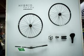Spank bietet neue Komponenten extra für E-Bikes