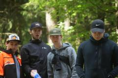 Trackwald in Willingen