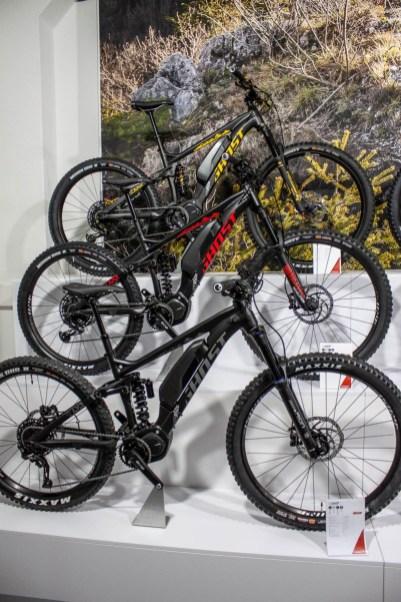 Ghost Bikes E-MTBs 2019