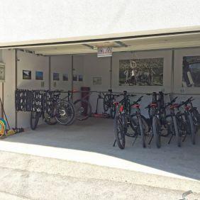 Bike-Garage