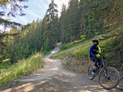 Strada del Sole - Bikepark Serfaus-Fiss-Ladis