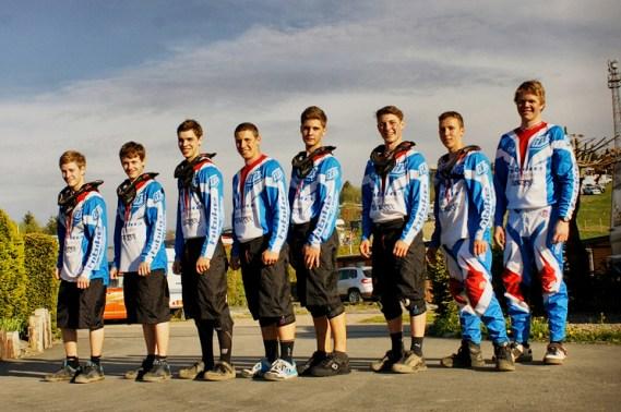 2013 IK-Pictures-Racing Team in Winterberg