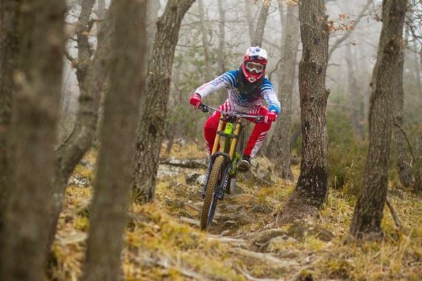 2014_Marcell Frey beim Training in San Remo