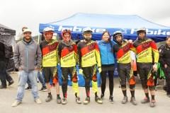 2015 - das Team IK-Pictures-Racing Team in Winterberg
