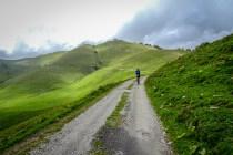 Letzter größerer Pass: Col de Turini