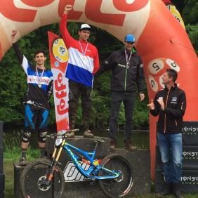 Floris wird Dutch Champion im Jahr 2016