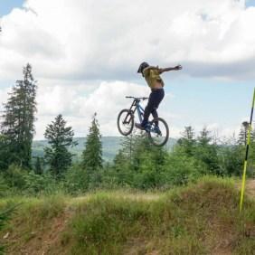Lac Blanc Bikepark Summer 2017