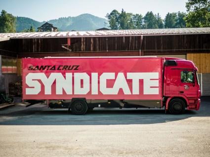 Auch das neue Hightower wurde in enger Abstimmung mit den Profis des Santa Cruz Syndicates entwickelt.