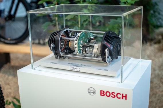 Klein aber Kräftig - Die Bosch Performance CX Line