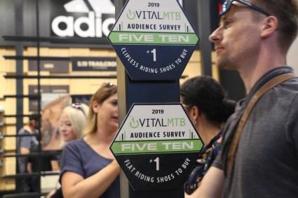 Auch Vital MTB lobt die Produkte von Five Ten