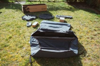 Unboxing B&W Bike Bag II