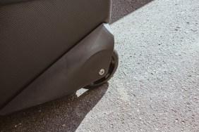 B&W Bike Bag II Rolle hinten