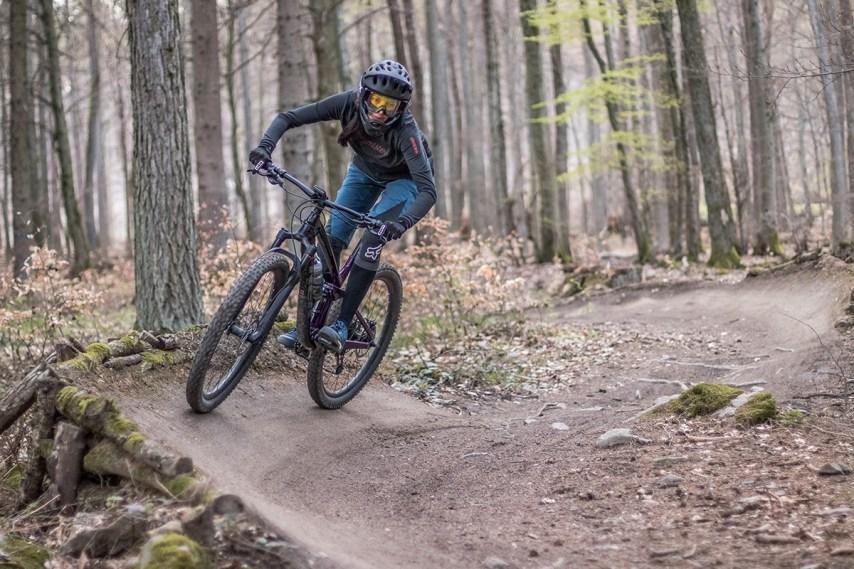 Lässig auf dem Trail - Zimtstern Bike Wear
