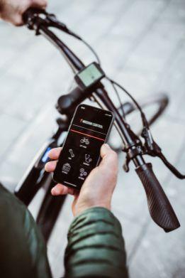 E-Bikes von Specialized lassen sich mit Hilfe der Mission Controll App auswerten und individuell einstellen.