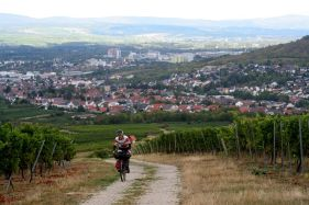 Stadt, Land, Berg - das Taunus Bikepacking bietet von allem etwas