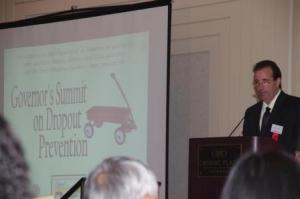 Tony Mullen, Dropout Prevention Summit