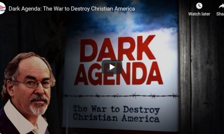 """Dark Agenda: The War to Destroy Christian America"" by David Horowitz"