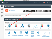 How to install WordPress on Bluehost Web Hosting