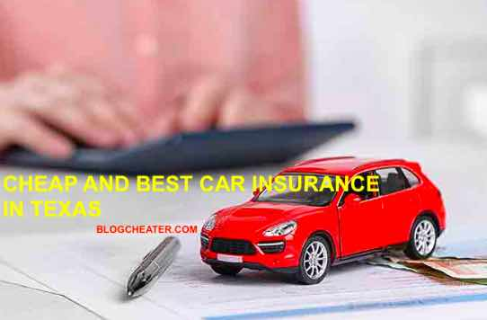 Cheapest Car Insurane in Texas