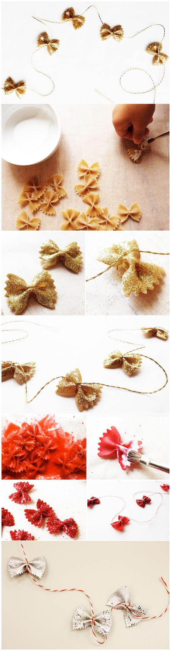 farfalle-dourado