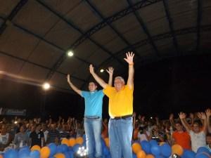 Helhinho e João Dantas