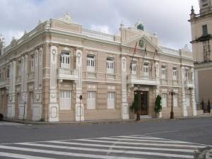 Palácio da Redenção, sede do Governo da Paraíba