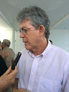 Governador Ricardo Coutinho (PSB)