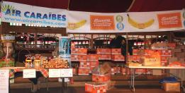 Photo marché tropical 44ème aubervilliers 01 décembre 2012 l