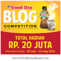 Blog Competition GoodDay