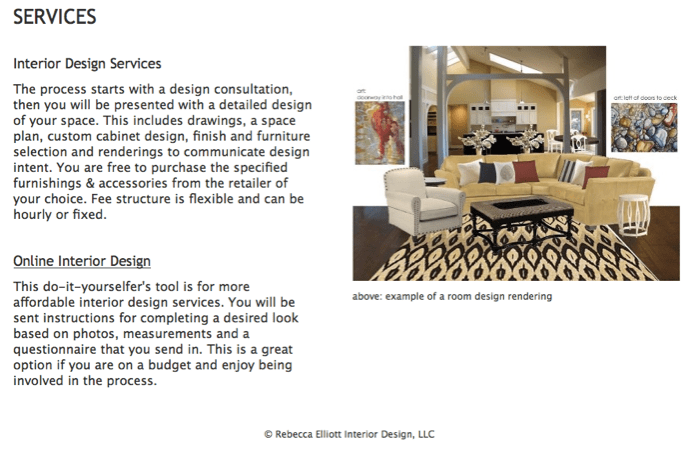 Free Interior Design Consultation Online