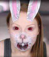 evil-bunny-snapchat-filter-makeup-tutorial