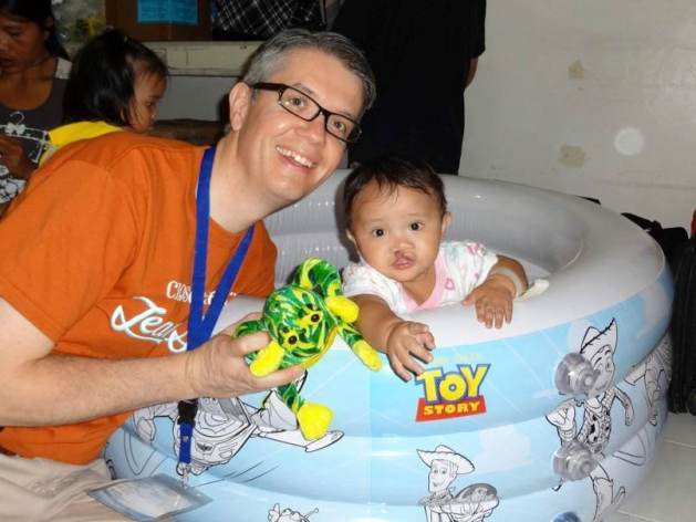 Read Close To My Heart COO Brian Holman's story about going to the Philippines on an Operation Smile medical mission. #ctmhsharethelove