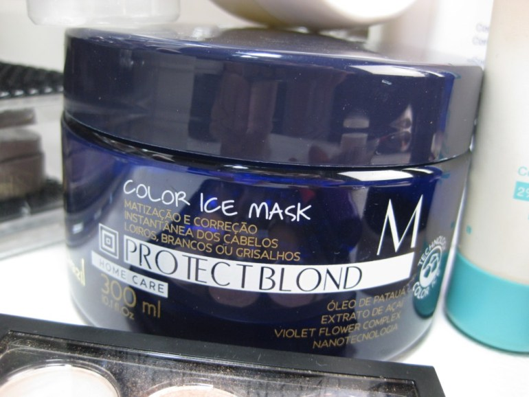 máscara color ice mask blog da ana