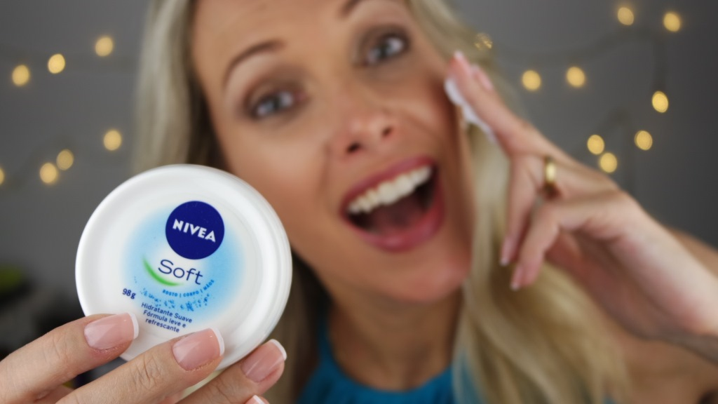 Resenha: Hidratante Facial Nivea Soft!