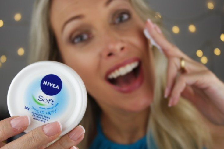hidratante facial nívea soft blog da ana