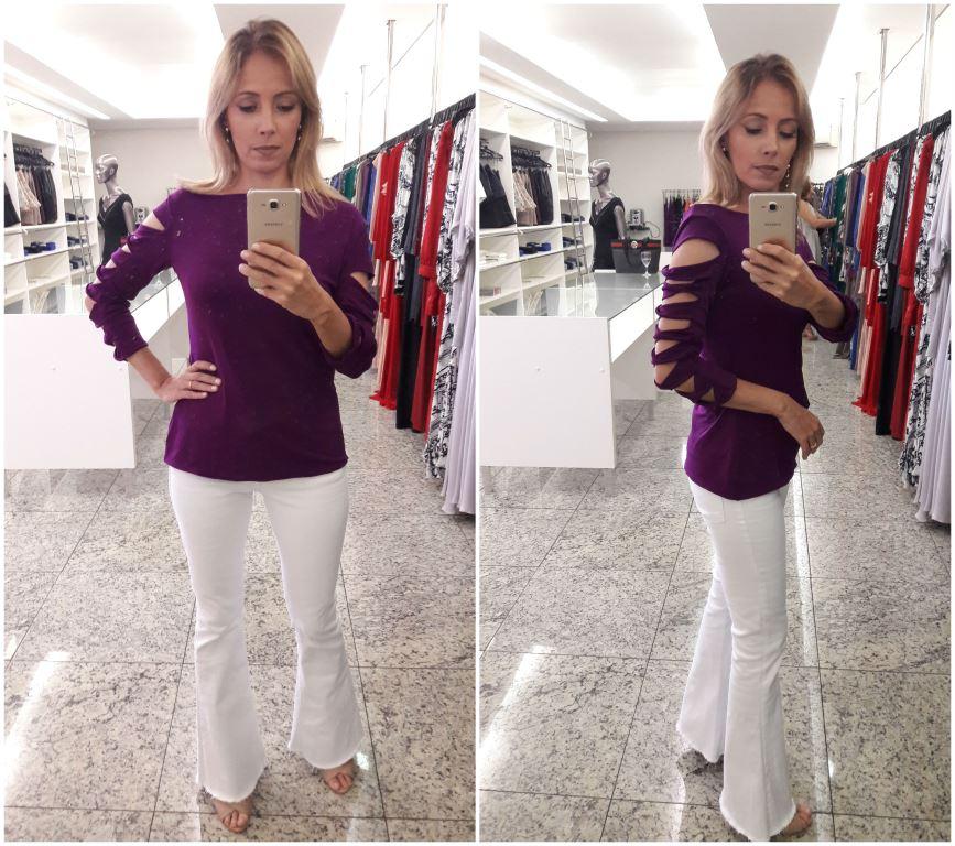 blusa roxa outlet alphorria blog da ana