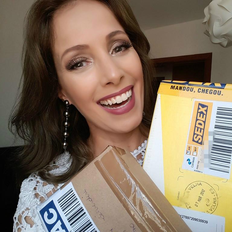 unboxing papo de mulher níver blog da ana capa