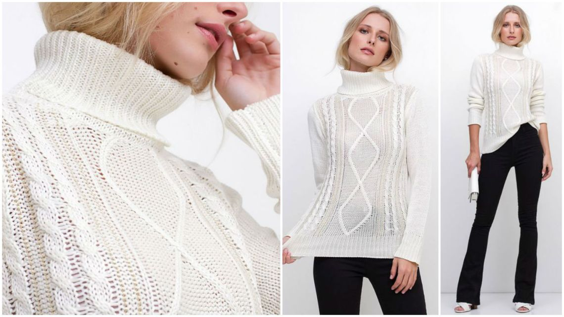 blusa trico gola alta renner blog da ana