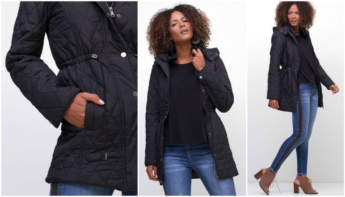 jaqueta casaco em matelassê renner blog da ana