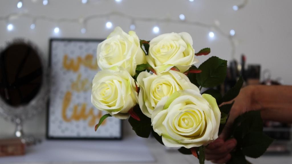 rosas brancas flores florae blog da ana