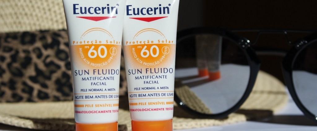 eucerin sun fluido matificante facial resenha kutiz blog da ana