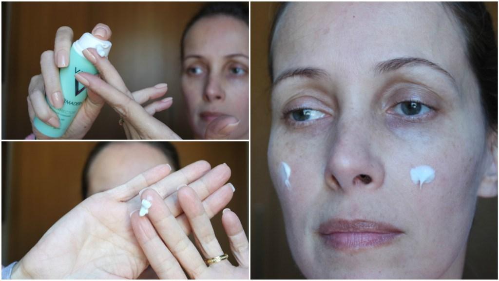 resenha normaderm skin corrector vichy aplicação blog da ana